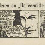 Paul Vlaanderen strip De vermiste Tweeling 23
