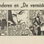 Paul Vlaanderen strip De vermiste Tweeling 24