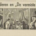 Paul Vlaanderen strip De vermiste Tweeling 25