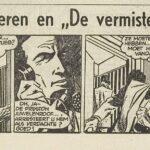 Paul Vlaanderen strip De vermiste Tweeling 26