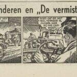 Paul Vlaanderen strip De vermiste Tweeling 28