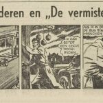 Paul Vlaanderen strip De vermiste Tweeling 29