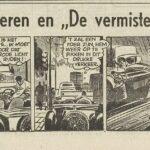 Paul Vlaanderen strip De vermiste Tweeling 31
