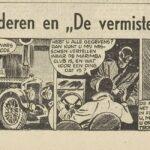 Paul Vlaanderen strip De vermiste Tweeling 32