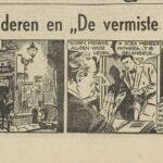 Paul Vlaanderen strip De vermiste Tweeling 33