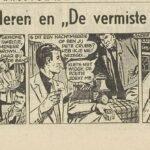 Paul Vlaanderen strip De vermiste Tweeling 34