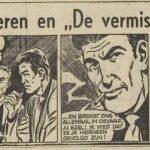 Paul Vlaanderen strip De vermiste Tweeling 35