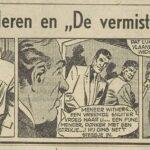 Paul Vlaanderen strip De vermiste Tweeling 36