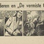 Paul Vlaanderen strip De vermiste Tweeling 38