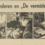 Paul Vlaanderen strip De vermiste Tweeling 40
