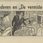 Paul Vlaanderen strip De vermiste Tweeling 42