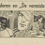 Paul Vlaanderen strip De vermiste Tweeling 43