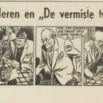 Paul Vlaanderen strip De vermiste Tweeling 47