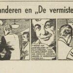 Paul Vlaanderen strip De vermiste Tweeling 48