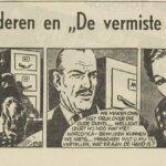 Paul Vlaanderen strip De vermiste Tweeling 49