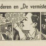 Paul Vlaanderen strip De vermiste Tweeling 50