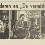 Paul Vlaanderen strip De vermiste Tweeling 51