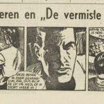Paul Vlaanderen strip De vermiste Tweeling 52
