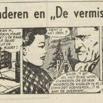 Paul Vlaanderen strip De vermiste Tweeling 53