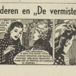 Paul Vlaanderen strip De vermiste Tweeling 54