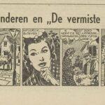 Paul Vlaanderen strip De vermiste Tweeling 55