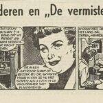 Paul Vlaanderen strip De vermiste Tweeling 56
