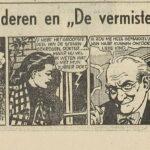 Paul Vlaanderen strip De vermiste Tweeling 57