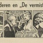 Paul Vlaanderen strip De vermiste Tweeling 58