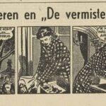 Paul Vlaanderen strip De vermiste Tweeling 59