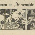 Paul Vlaanderen strip De vermiste Tweeling 60
