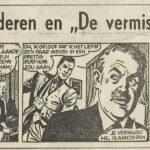 Paul Vlaanderen strip De vermiste Tweeling 61