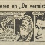 Paul Vlaanderen strip De vermiste Tweeling 62