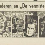 Paul Vlaanderen strip De vermiste Tweeling 63