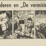 Paul Vlaanderen strip De vermiste Tweeling 67