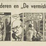 Paul Vlaanderen strip De vermiste Tweeling 68