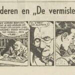 Paul Vlaanderen strip De vermiste Tweeling 71