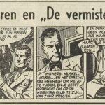 Paul Vlaanderen strip De vermiste Tweeling 72