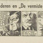 Paul Vlaanderen strip De vermiste Tweeling 73