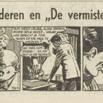 Paul Vlaanderen strip De vermiste Tweeling 74