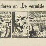 Paul Vlaanderen strip De vermiste Tweeling 75