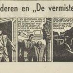 Paul Vlaanderen strip De vermiste Tweeling 76