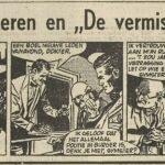 Paul Vlaanderen strip De vermiste Tweeling 77