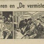 Paul Vlaanderen strip De vermiste Tweeling 78