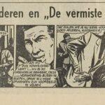 Paul Vlaanderen strip De vermiste Tweeling 79