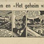 Paul Vlaanderen strip Het geheim van de safari 02