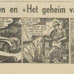 Paul Vlaanderen strip Het geheim van de safari 03