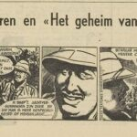 Paul Vlaanderen strip Het geheim van de safari 06