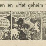 Paul Vlaanderen strip Het geheim van de safari 11