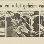 Paul Vlaanderen strip Het geheim van de safari 13
