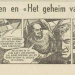Paul Vlaanderen strip Het geheim van de safari 15